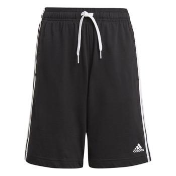 Textil Chlapecké Kraťasy / Bermudy adidas Performance CLAKIA Černá