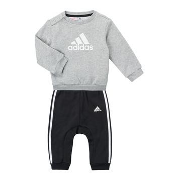 Textil Chlapecké Set adidas Performance SONIA Šedá / Černá