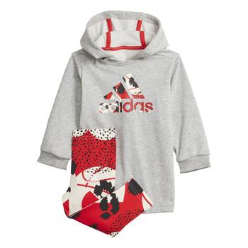 Textil Dívčí Set adidas Performance CAMILLE