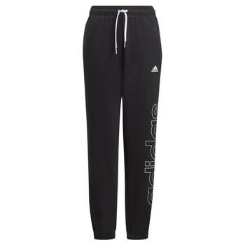 Textil Chlapecké Teplákové kalhoty adidas Performance PETILA Černá