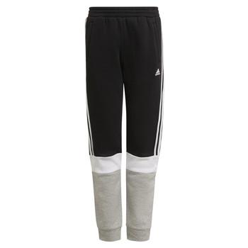 Textil Chlapecké Teplákové kalhoty adidas Performance KATELINA Černá / Šedá
