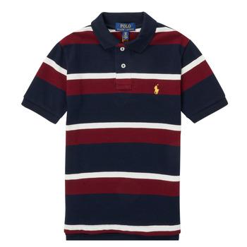 Textil Chlapecké Polo s krátkými rukávy Polo Ralph Lauren POLLONO
