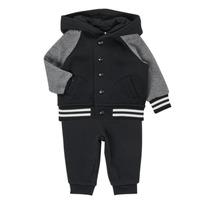Textil Chlapecké Set Polo Ralph Lauren DENILO Černá / Šedá