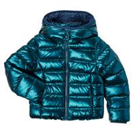 Textil Dívčí Prošívané bundy Polo Ralph Lauren SANINA Tmavě modrá
