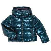 Textil Dívčí Prošívané bundy Polo Ralph Lauren TREPIDA Tmavě modrá