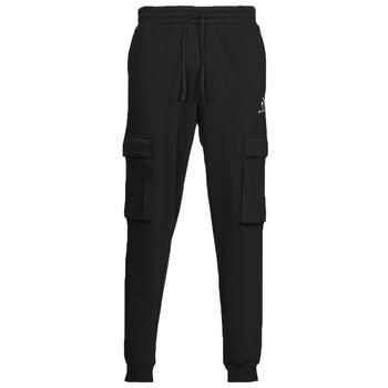 Textil Muži Teplákové kalhoty Converse CONVERSE EMB STAR CHEVRON CARGO PANT Černá