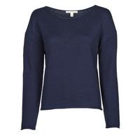 Textil Ženy Svetry Esprit COO CORE SW Modrá