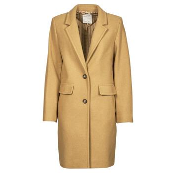 Textil Ženy Kabáty Esprit WOR LL F BLZ CT Hnědá