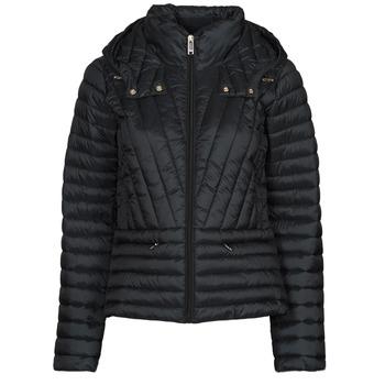 Textil Ženy Prošívané bundy Esprit LL*PAR 3M THINS Černá