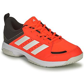 Boty Sálová obuv adidas Performance Ligra 7 M Červená