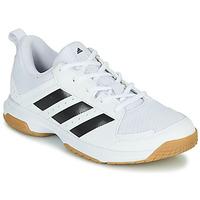 Boty Ženy Sálová obuv adidas Performance Ligra 7 W Bílá
