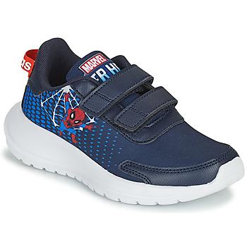 Boty Chlapecké Běžecké / Krosové boty adidas Performance TENSAUR RUN C Modrá