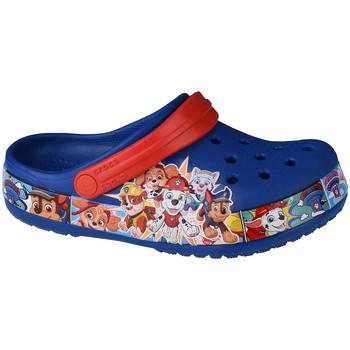 Boty Děti Pantofle Crocs Fun Lab Paw Patrol Modrá