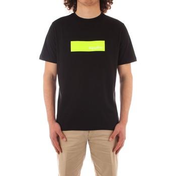 Textil Muži Trička s krátkým rukávem Refrigiwear JE9101-T27300 Černá
