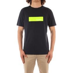 Textil Muži Trička s krátkým rukávem Refrigiwear JE9101-T27300 Modrá