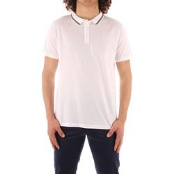Textil Muži Polo s krátkými rukávy Trussardi 52T00501 1T003602 Bílá