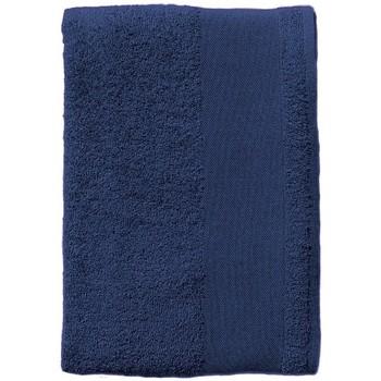 Bydlení Ručník a žínka Sols BAYSIDE 100 French Marino Azul