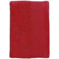 Bydlení Ručník a žínka Sols BAYSIDE 100 Rojo Rojo