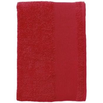 Bydlení Ručník a žínka Sols BAYSIDE 50 Rojo Rojo