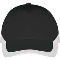 Textilní doplňky Kšiltovky Sols BOOSTER Negro Blanco Negro