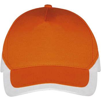 Textilní doplňky Kšiltovky Sols BOOSTER Naranja Blanco Naranha