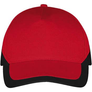 Textilní doplňky Kšiltovky Sols BOOSTER Rojo Negro Rojo