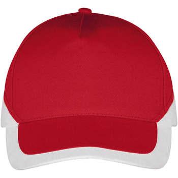 Textilní doplňky Kšiltovky Sols BOOSTER Rojo Blanco Rojo