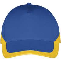 Textilní doplňky Kšiltovky Sols BOOSTER Azul Royal Amarillo Azul