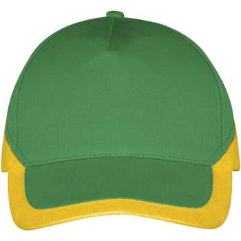 Textilní doplňky Kšiltovky Sols BOOSTER Verde Pradera Amarillo Verde