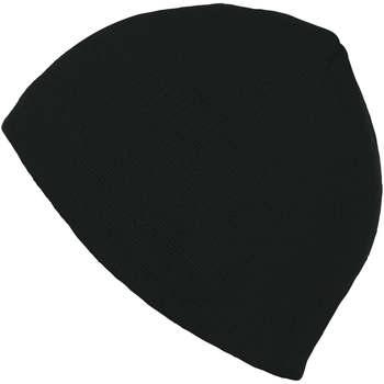 Textilní doplňky Čepice Sols BRONX Negro Negro