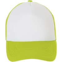 Textilní doplňky Kšiltovky Sols BUBBLE Blanco Verde Neon Verde