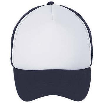 Textilní doplňky Kšiltovky Sols BUBBLE Blanco French Marino Azul