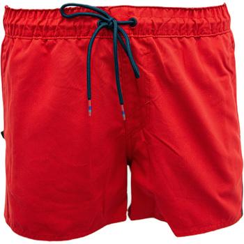 Textil Muži Kraťasy / Bermudy O'neill Pm Cali Panel Červené