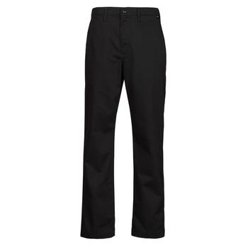 Textil Muži Mrkváče Vans AUTHENTIC CHINO LOOSE PANT Černá