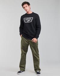 Textil Muži Mrkváče Vans AUTHENTIC CHINO LOOSE PANT Khaki