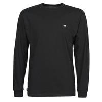 Textil Muži Trička s dlouhými rukávy Vans OFF THE WALL CLASSIC LS Černá