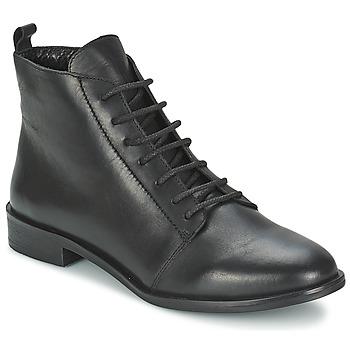 Boty Ženy Kotníkové boty Betty London MUSA Černá