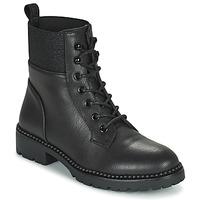 Boty Ženy Kotníkové boty Les Petites Bombes AMBELLINE Černá