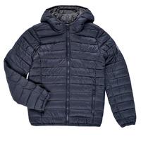 Textil Chlapecké Prošívané bundy Teddy Smith BLIGHTER Tmavě modrá