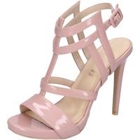 Boty Ženy Sandály Brigitte Sandály BJ966 Růžový