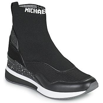 Boty Ženy Kotníkové tenisky MICHAEL Michael Kors SWIFT Černá