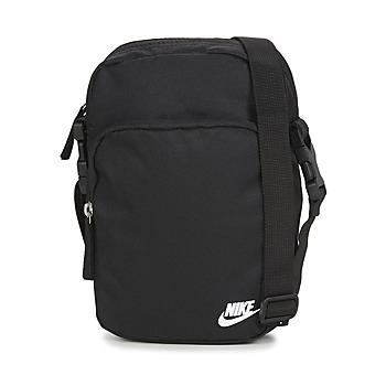 Taška Malé kabelky Nike NK HERITAGE CROSSBODY -  FA22 Černá / Bílá