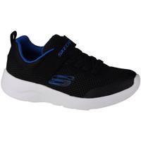 Boty Děti Nízké tenisky Skechers Dynamight 2.0 Vordix Černá