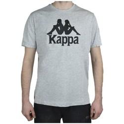 Textil Muži Trička s krátkým rukávem Kappa Caspar Šedé