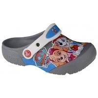 Boty Děti Pantofle Crocs Fun Lab Paw Patrol Clog šedá