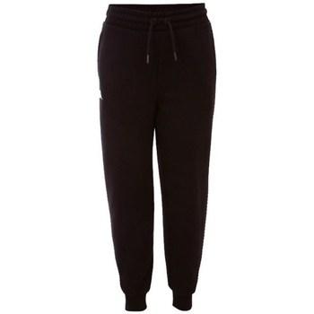 Textil Ženy Teplákové kalhoty Kappa Inama Sweat Pants Černé