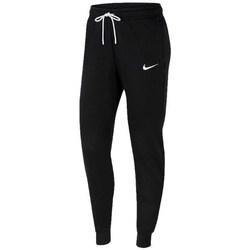 Textil Ženy Legíny Nike Wmns Fleece Pants Černé