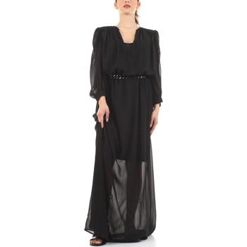 Textil Ženy Společenské šaty John Richmond RWP21003VE Černá