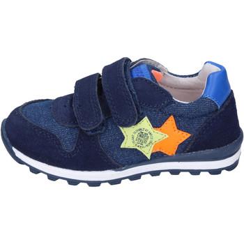 Boty Chlapecké Nízké tenisky Enrico Coveri Tenisky BJ974 Modrý