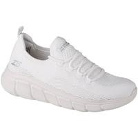Boty Ženy Nízké tenisky Skechers Bobs Sport B Flex-Color Connect Bílá